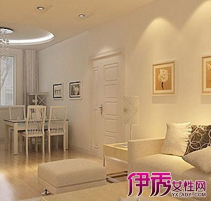 【图】欣赏米白色墙面效果图 教你如何搭配家具