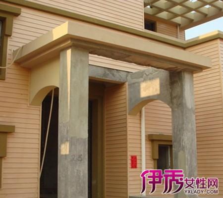 【图】欣赏别墅外墙工程图片 外墙装饰挂板的4个类型及优点