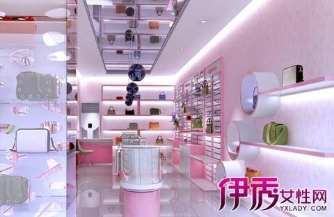 【图】小饰品店装修效果图展示 6大点向你展示店铺外观的重要意义