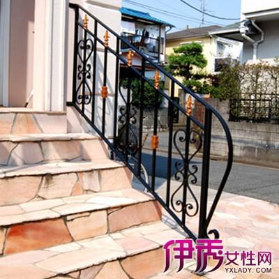 【室外铁艺楼梯】【图】室外铁艺楼梯图片大全