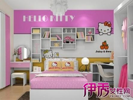 【图】小孩卧室装修效果图欣赏 小孩卧室装修的注意事项
