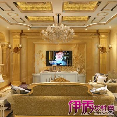 【图】客厅罗马柱装修效果图片欣赏 3大类型的介绍