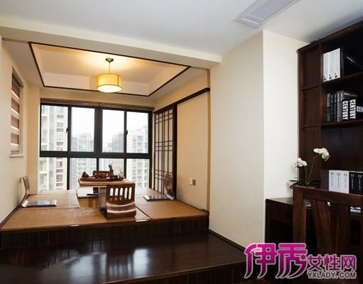 【茶室与书房】【图】阳台改成茶室与书房的方法是