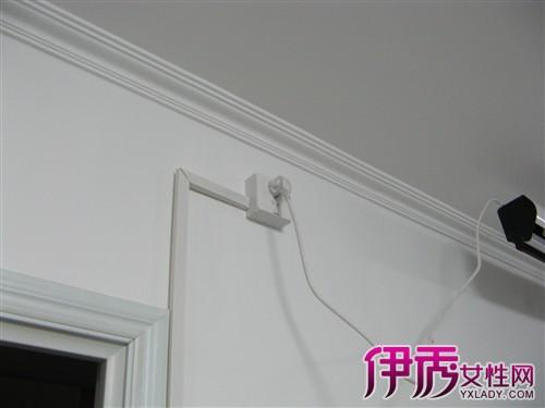 【室内明线安装效果图