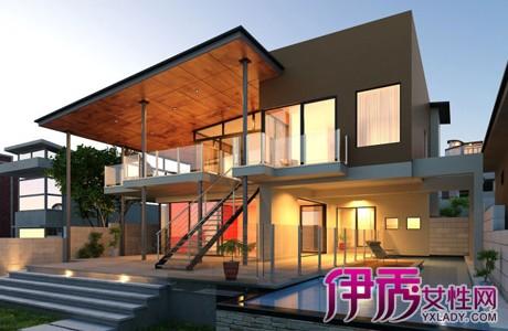 【现代欧式别墅外观】【图】现代欧式别墅外观
