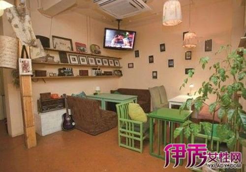 【图】浏览小型咖啡厅装修图片 分享其五种装修风格