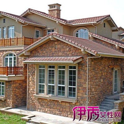 【图】别墅屋顶设计与农民房大不同