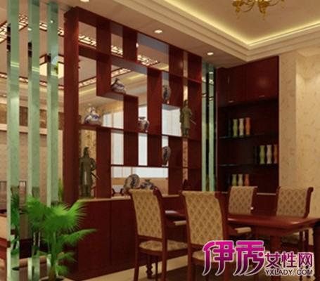 【图】客厅隔断墙样式图片欣赏 3大隔断墙装修事项不得不注意