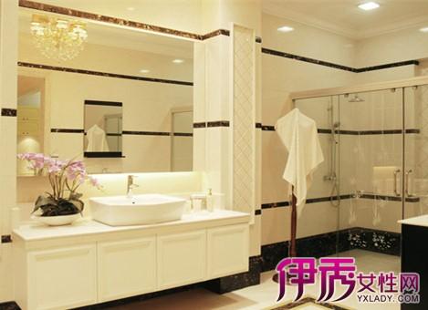 【图】鉴赏卫生间墙面瓷砖贴图