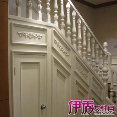 【图】实拍楼梯柜子效果图 三步教你如何选择