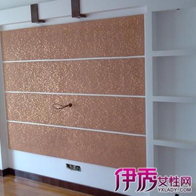 【图】家装木工电视背景墙展示 其材料分为哪几种?