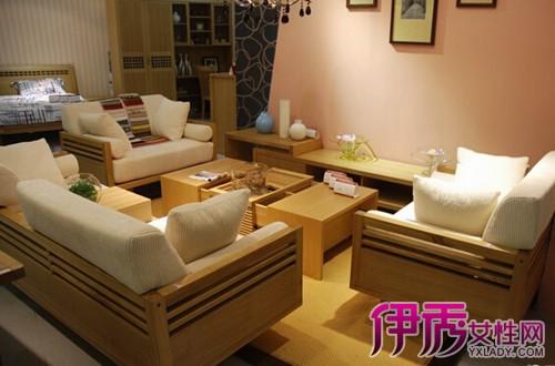 【图】耐用的水曲柳实木沙发 四款让你的家看起来大方优雅