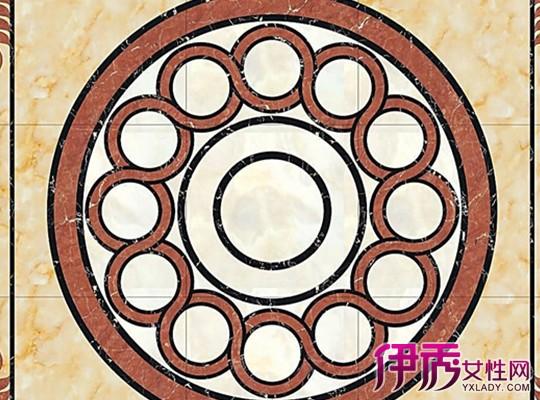 【图】瓷砖拼花图案大全 详解选购瓷砖应注意些什么