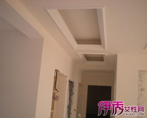 【图】木工过道吊顶效果图欣赏 细述过道吊顶如何设计