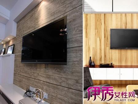【生态木电视背景墙】【图】生态木电视背景墙