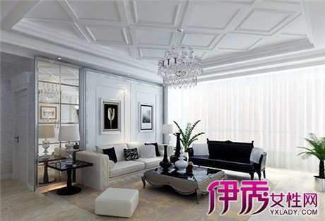 【图】天花板吊顶效果图大全 教你4款特色设计