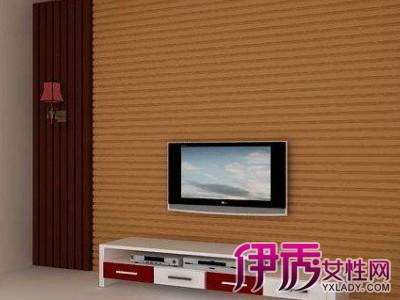 【生态木电视背景墙效果图】【图】生态木电视背景墙