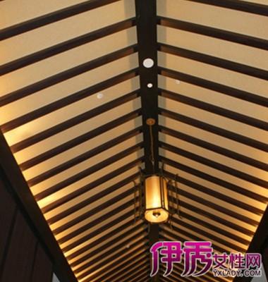 【图】生态木方通吊顶图片展示 吊顶的装修知识及选择方法介绍