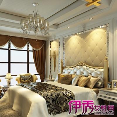 【图】欧式床头背景墙装修效果图图片欣赏