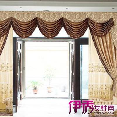 【图】u型飘窗窗帘效果图图片欣赏 清洗小常识的大盘点
