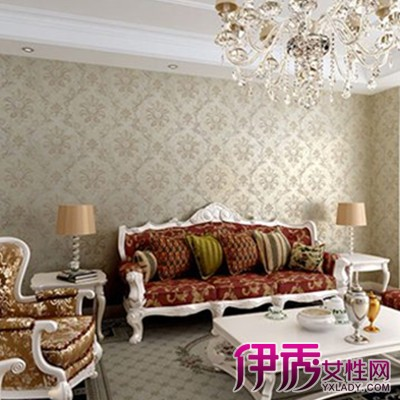 【图】美式壁纸装修效果图欣赏 墙面装修刷漆好还是贴壁纸好