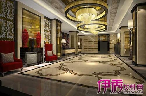 【欧式酒店大厅装修效果图】【图】欣赏欧式酒店大厅