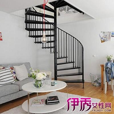 客厅带楼梯应该如何进行装修设计