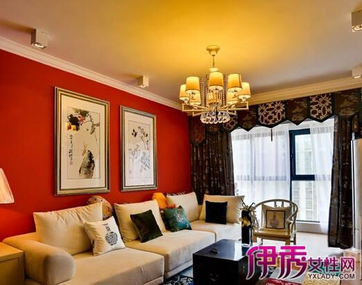 【图】关于客厅不吊顶石膏线效果图