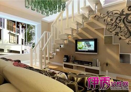 樓梯下空間裝修效果圖 小空間大利用的創意設計