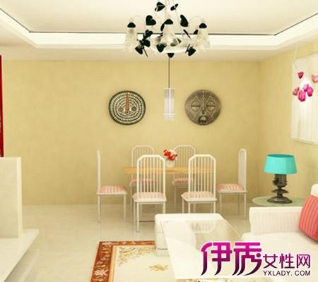 【图】客厅刷漆颜色效果图图欣赏