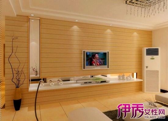 【图】生态木背景墙效果图欣赏