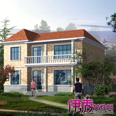 【图】欣赏别墅外墙装修效果图 让您舒适的享受生活