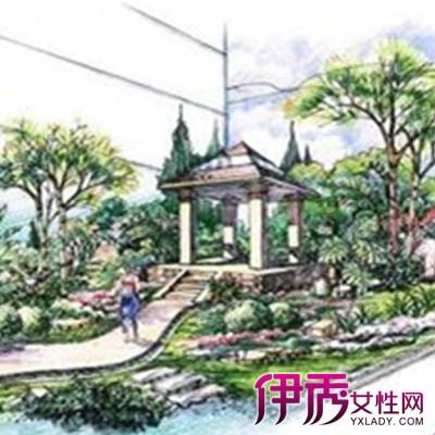 【图】园林手绘图设计心得 发挥出自己的创意