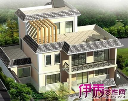 【图】让人闲适中式农村别墅设计图 经典温馨之最