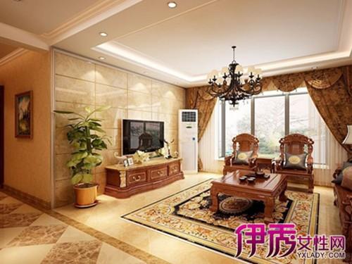 【中欧式客厅装修效果图】【图】中欧式客厅装修效果