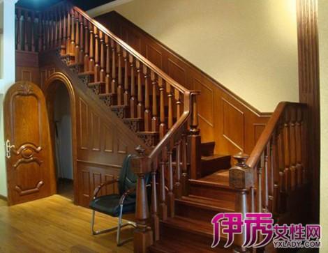 【图】欣赏瓷砖楼梯墙裙效果图 给你的家焕然一新的感觉