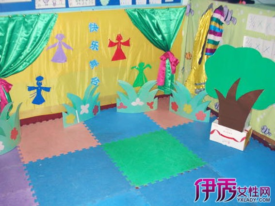 【幼儿小班区角布置图片】【图】幼儿小班区角布置