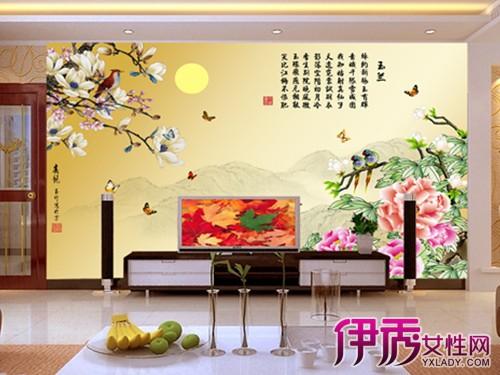 【图】墙壁画手绘室内墙画图 教你如何装饰自己的房间