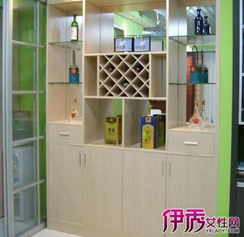 【图】玄关隔断酒柜效果图展示 必读玄关设计小窍门