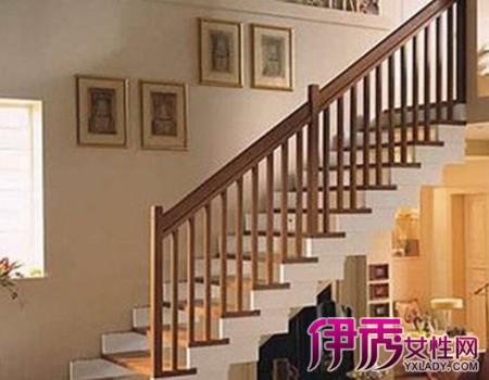 【图】别墅阁楼小楼梯装修效果图 经典简约的设计不容错过