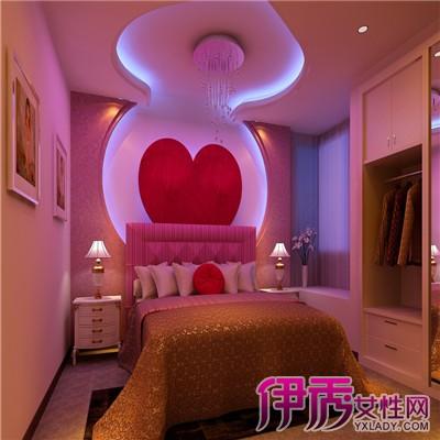 【图】分享卧室粉色装修效果图 教您轻松选择少女心卧室装修