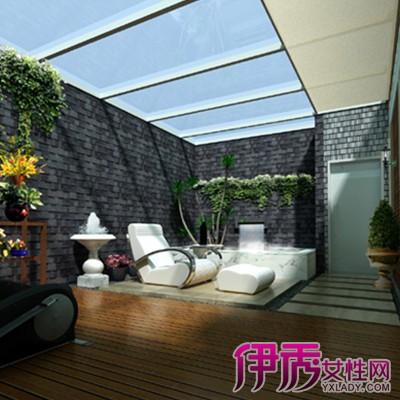 【图】屋顶阳光房装修效果图展示 阳光房的房顶选用什么材料好