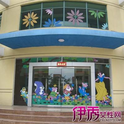 【图】幼儿园门面装修效果图