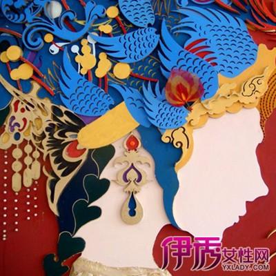 人物色彩裝飾畫圖片大全 裝飾畫的規律以及特點