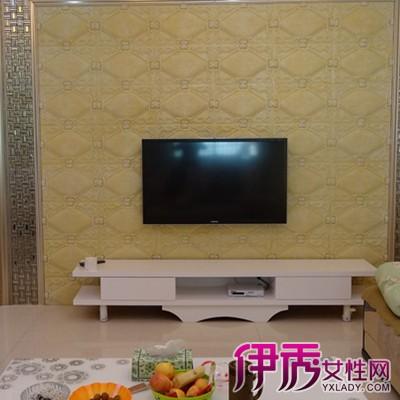 木工电视墙造型效果图 为你的家锦上添花