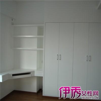 【图】衣柜电脑桌一体效果图欣赏 独特新颖的家居时尚