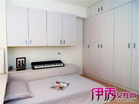 【图】现代简约卧室衣柜大图欣赏 衣柜的五大保养技巧大全图片