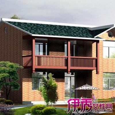 【图】农村楼房设计效果图欣赏 农村自建房设计有窍门