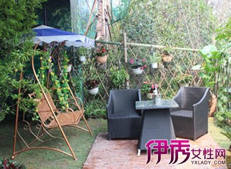 【图】入户小花园装修效果图展示 小户型入户花园如何装修