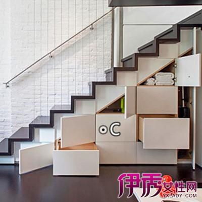 【图】楼梯底部空间的利用效果图展示 6种方法教你巧妙利用楼梯间